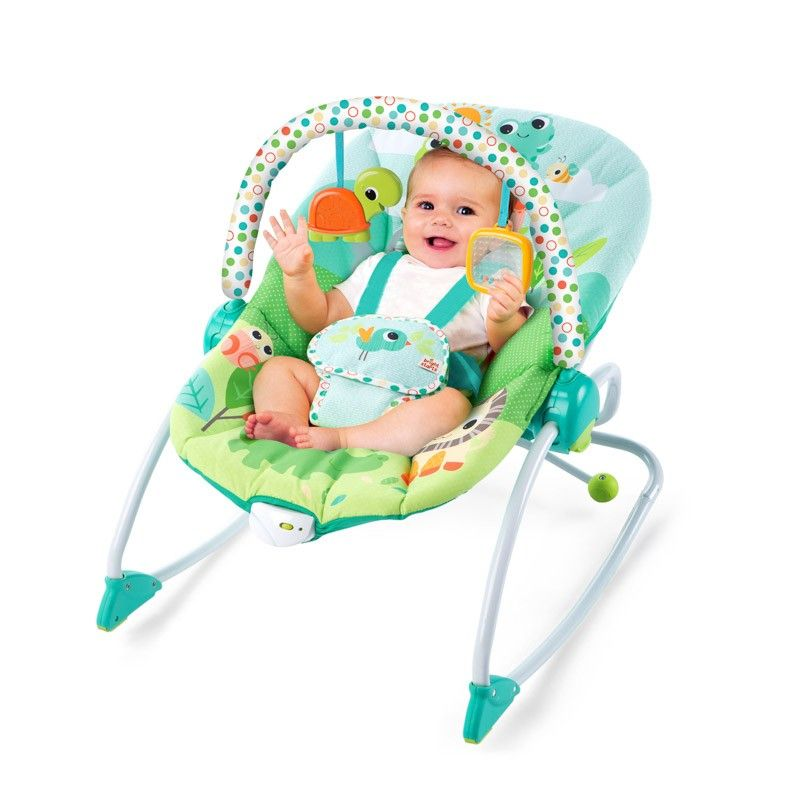 da719f345 Bright Starts Infant To Toddler Rocker - Playful Parade - Rockers &  Bouncers - Toys
