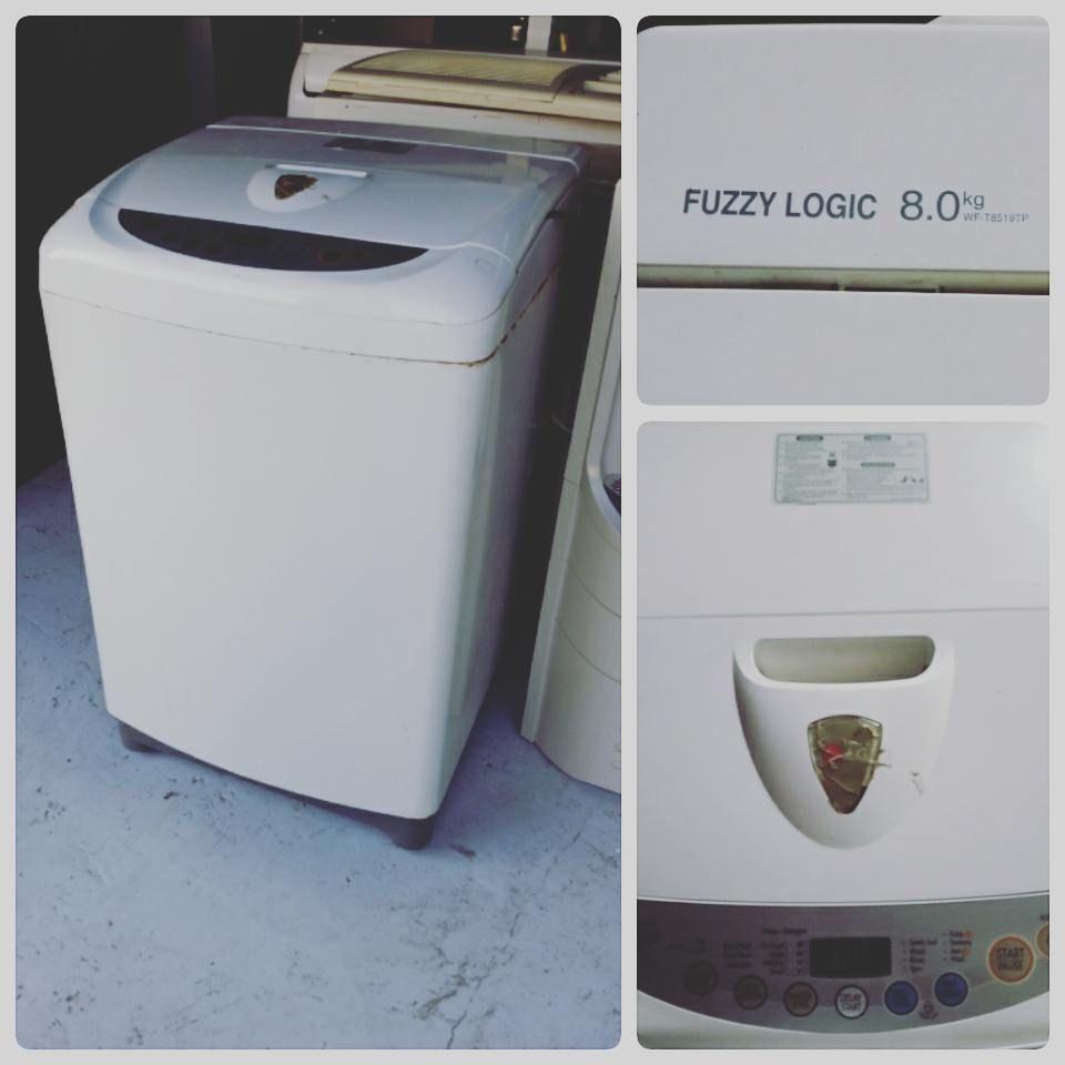 For Sale Washing Machine Lg 8kg Good Condation Price 27 Bd Tel 33770050 Washing Machine Washing Machine Lg Washing