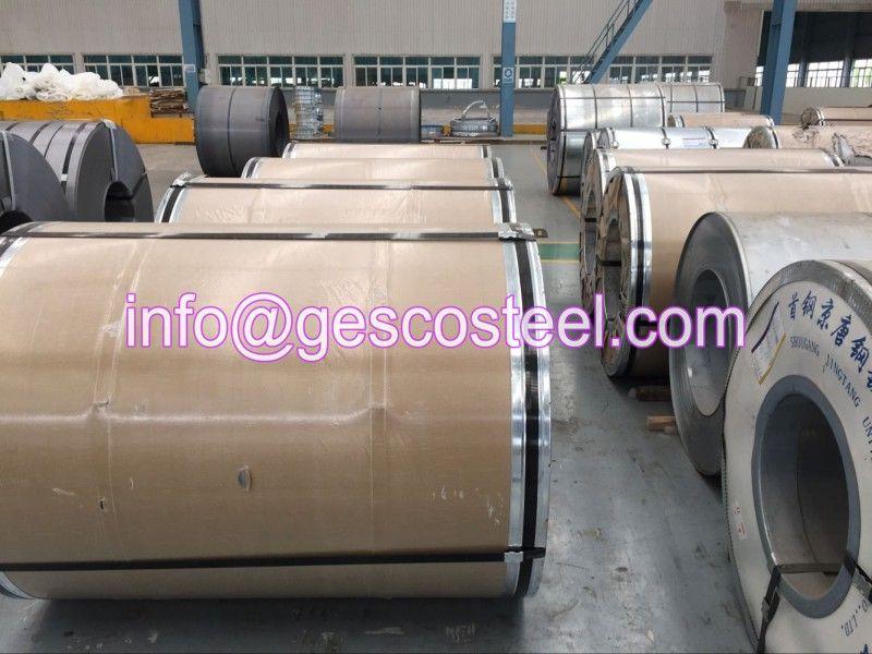 Galvanized Steel Coil Dc51d Z Dc51d Zf St01z St02z St03z Steel Grades Corten Steel Galvanized Steel