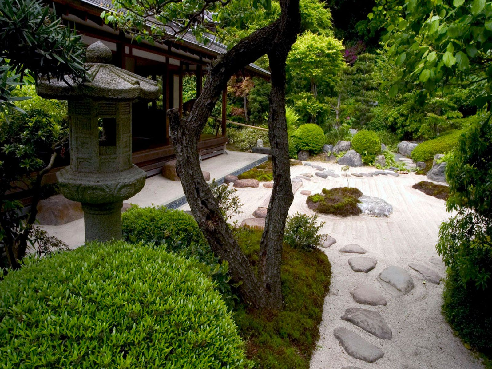 Zen garden 1600 x 1200 desktop wallpaper every wednesday zen