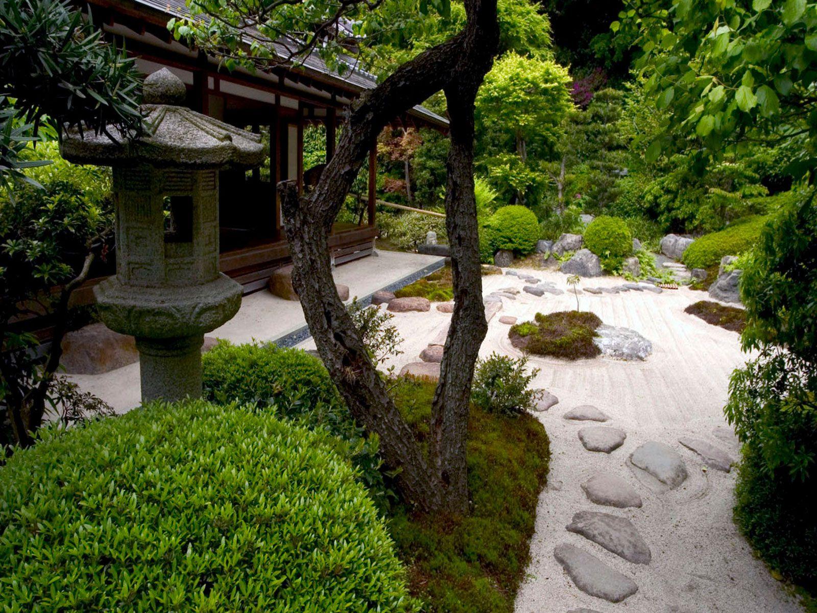 Japanese Garden Backyard Diy Patio
