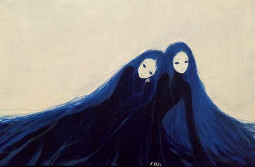 ninifuni-365: blueness 006
