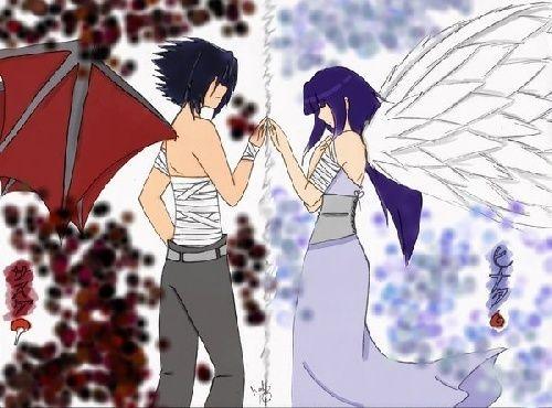Pin by tatiana allen on sasuke and hinata naruto sasuhina hinata - Sasuke uchiwa demon ...