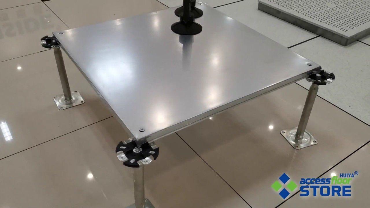 Anti Static Galvanized Steel Raised Floor Huiya Access Floor