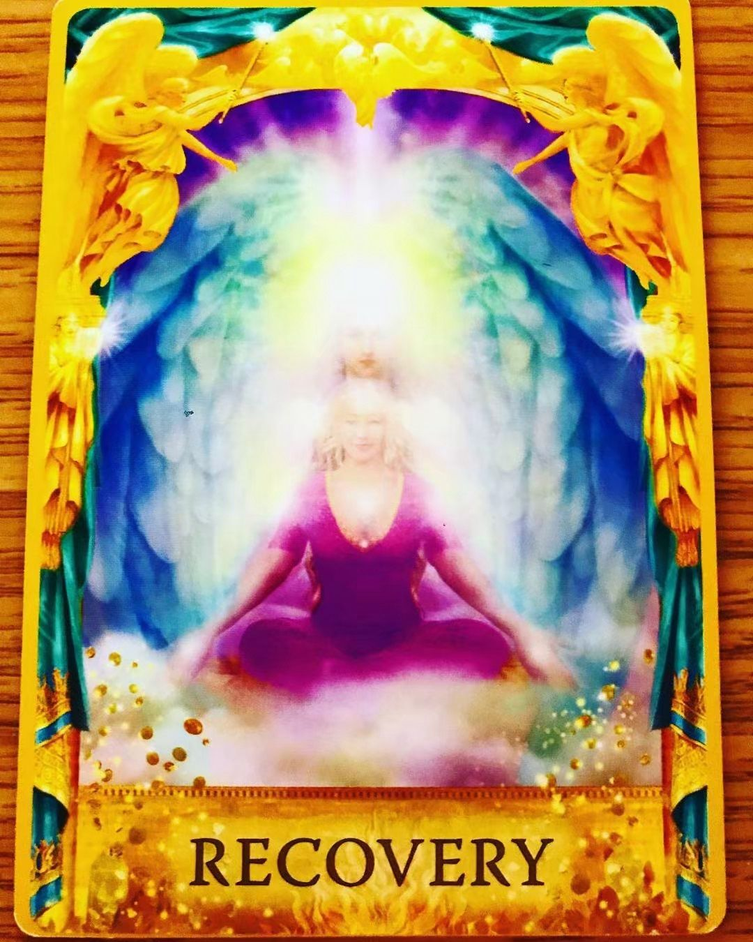Angel Answers oracle Cards Doreen Virtue Angel answers