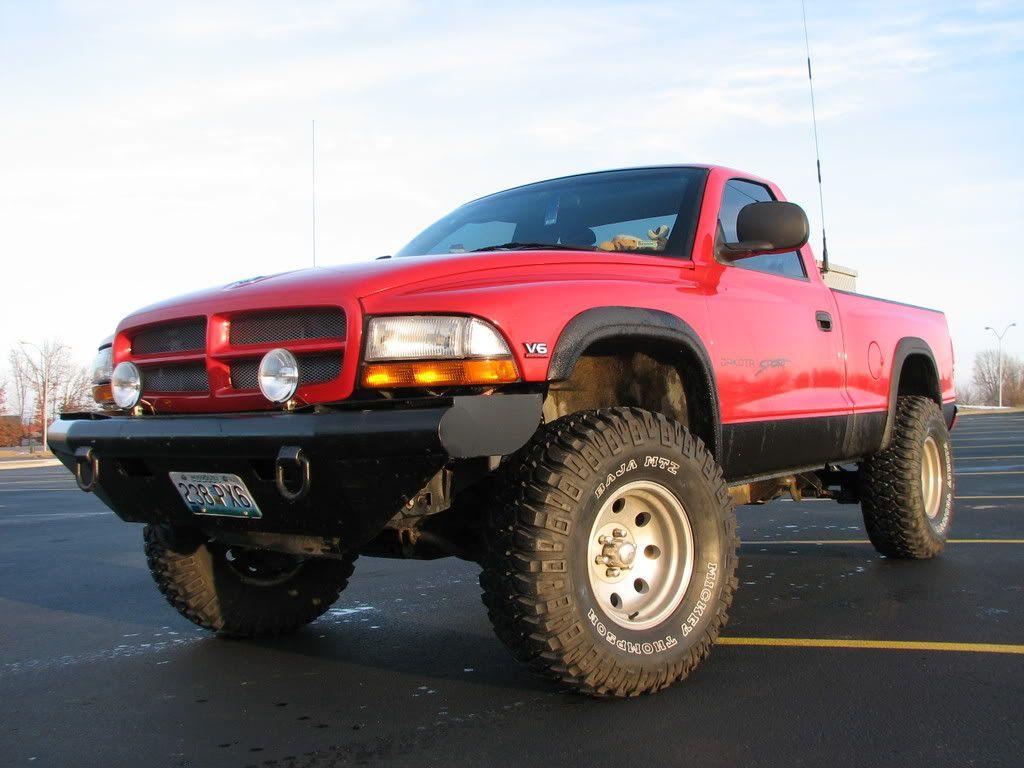 body lift dodge dakota 1998 Pesquisa Google Dodge