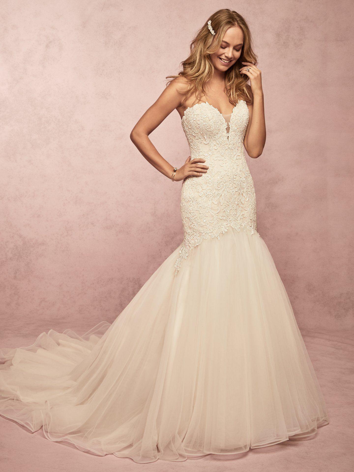 BLISS by Rebecca Ingram Wedding Dresses | Wedding dress styles, Bridal  dresses, Wedding dresses photos