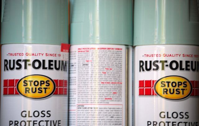 Rustoleum Robin S Egg Spray Paint