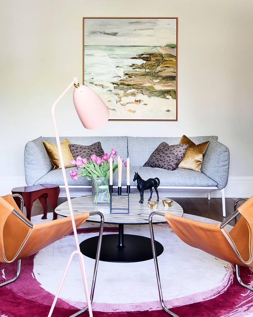 The One Design Trend That Lets Your Personal Style Shine Eclectic Living Room Contemporary Interior Design Living Room Interior