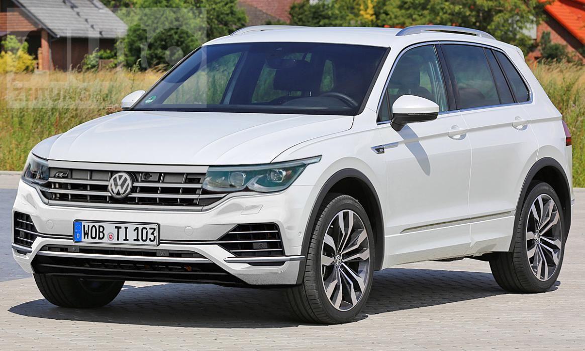 Volkswagen Tiguan 2020 New Concept In 2020 Volkswagen Car Review Living In Car