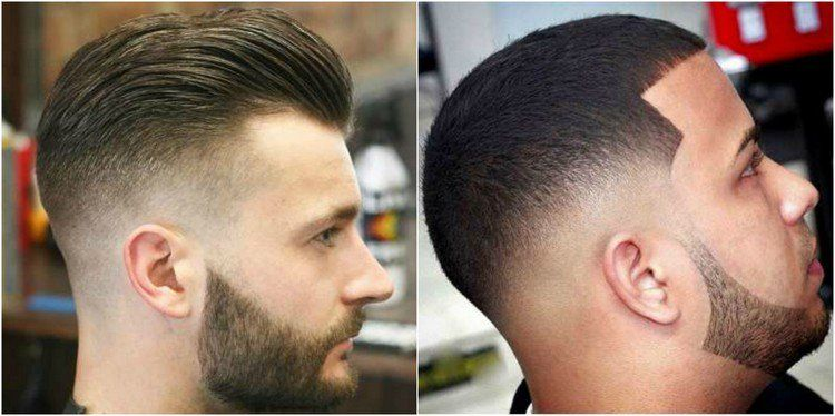 Coiffure Homme Degrade Adoptez Un Look Style Et Moderne Homme