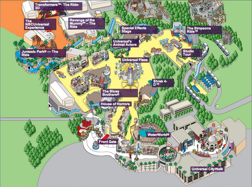 Image Result For Universal Studios Hollywood Layouts Universal Studios Universal Studios Hollywood Universal Studios Orlando