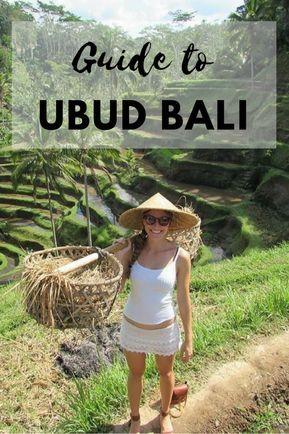 Things to do in Ubud Bali #BaliTravel