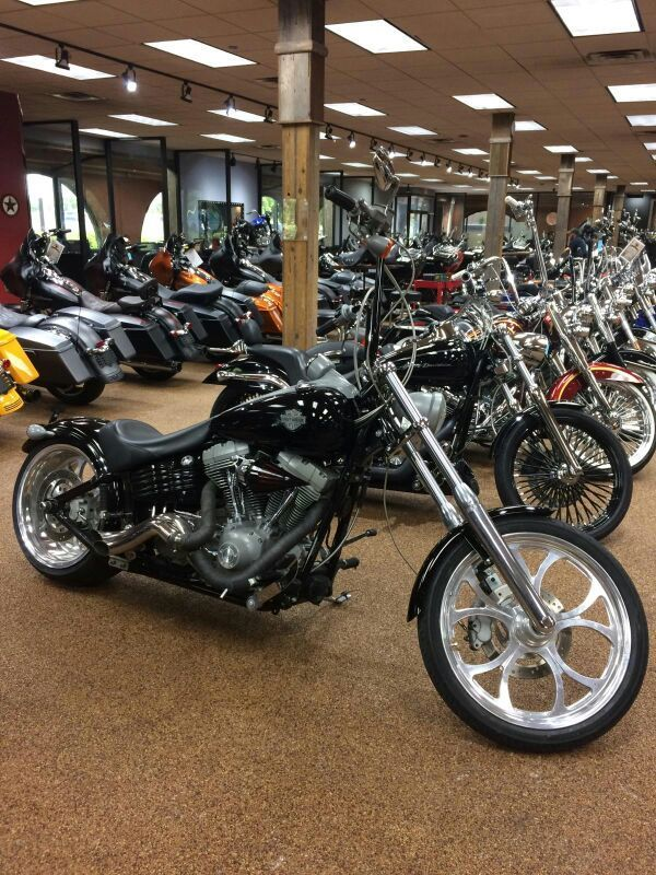2009 Harley Davidson Fxcw Rocker For Sale In Bedford Tx Bikes