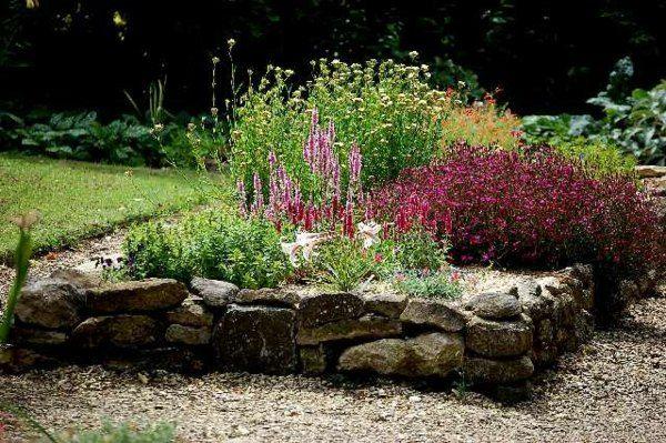 garten ideen kräuter gemüse hochbeet pflanzen Garten Pinterest - garten selbst gestalten tipps
