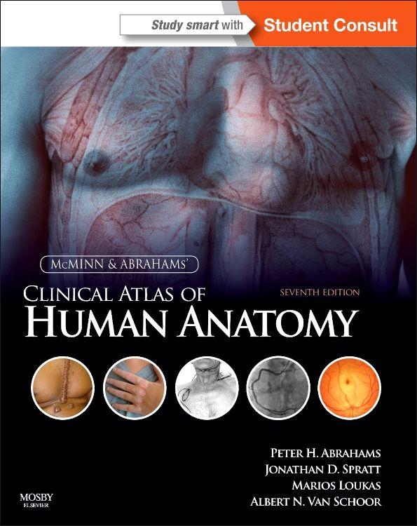 Save 40 On Mcminn And Abrahams Clinical Atlas Of Human Anatomy