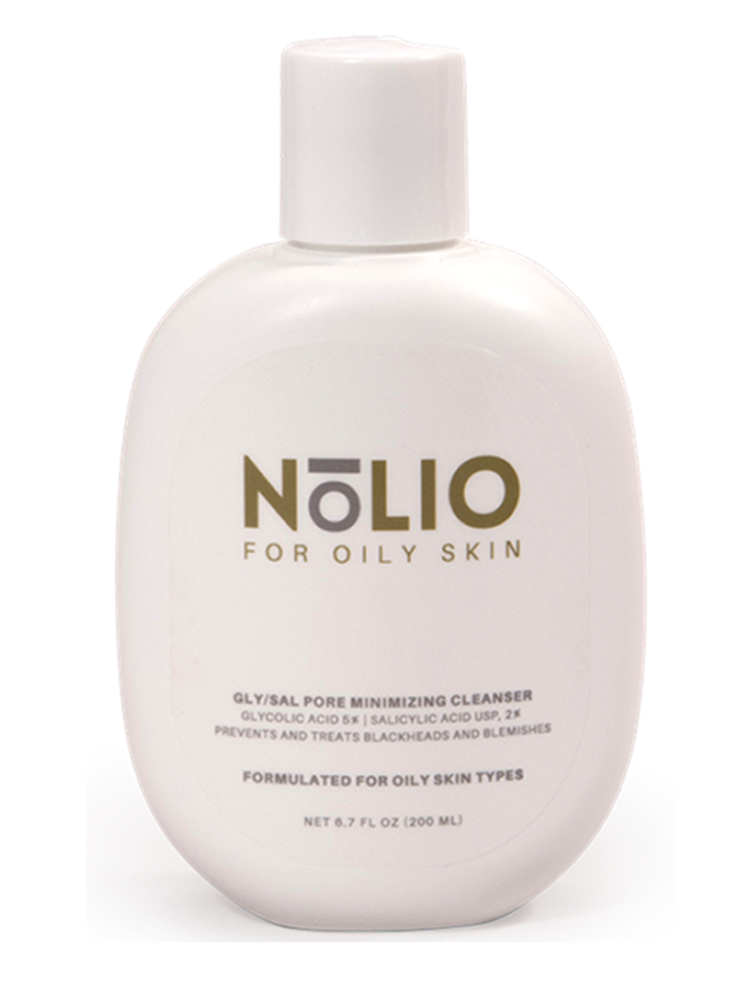 Nolio Gly Sal Pore Minimizing Cleanser Skin Type Solutions Pore
