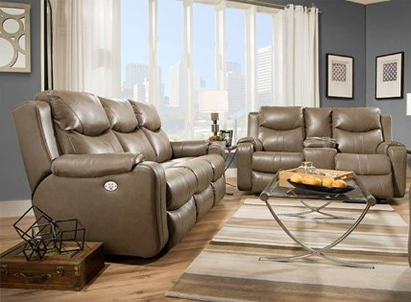 Southern Motion Marvel 3 Piece Double Reclining Living Room Set