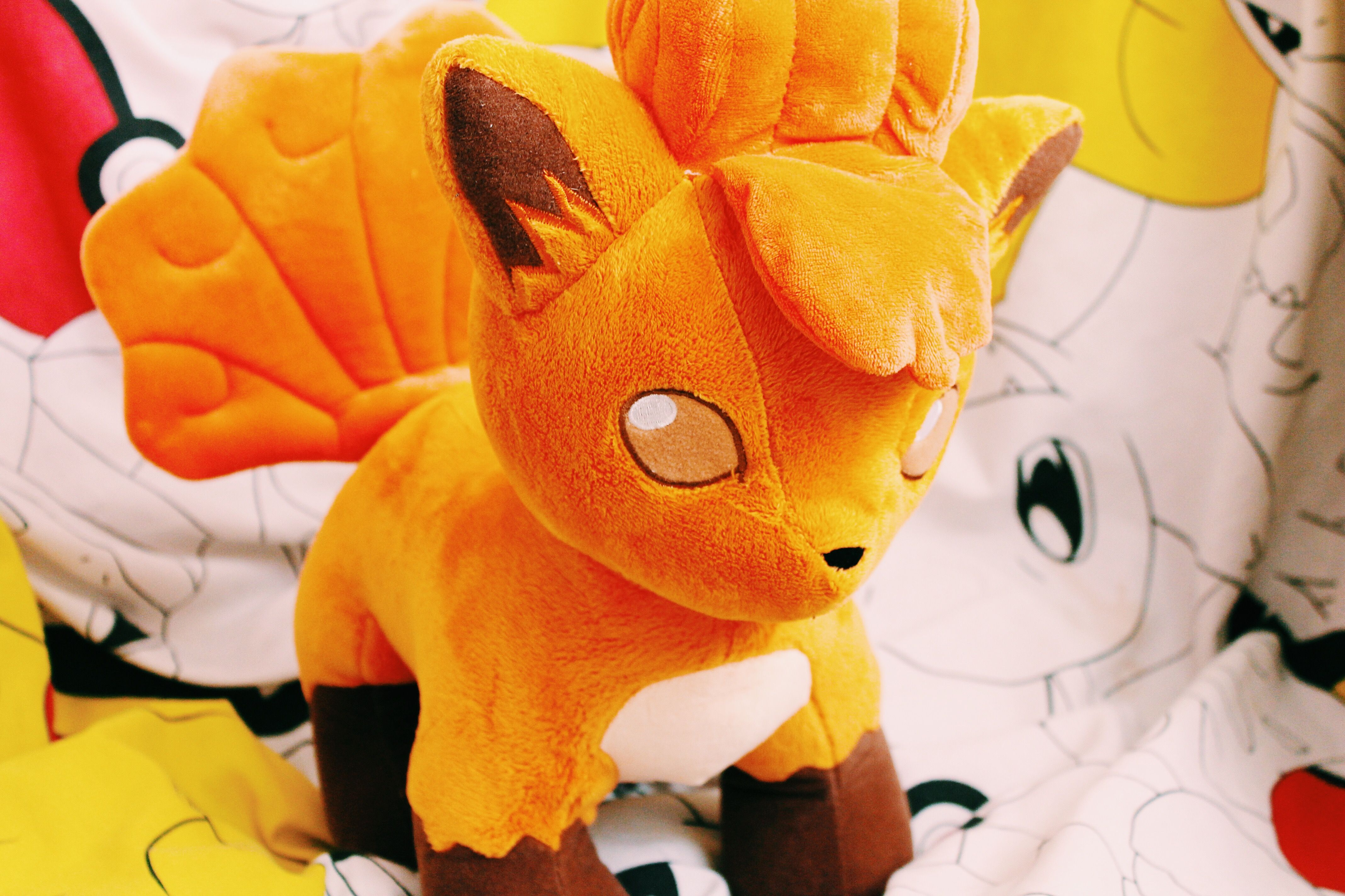 e8cfbcb50c3 Build-A-Bear Adds Vulpix To Their Pokemon Collection and it s possibly the  cutest Pokemon plushie ever!