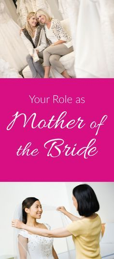 Calling All Mothers Of The Bride