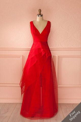 Robe de bal vintage quebec