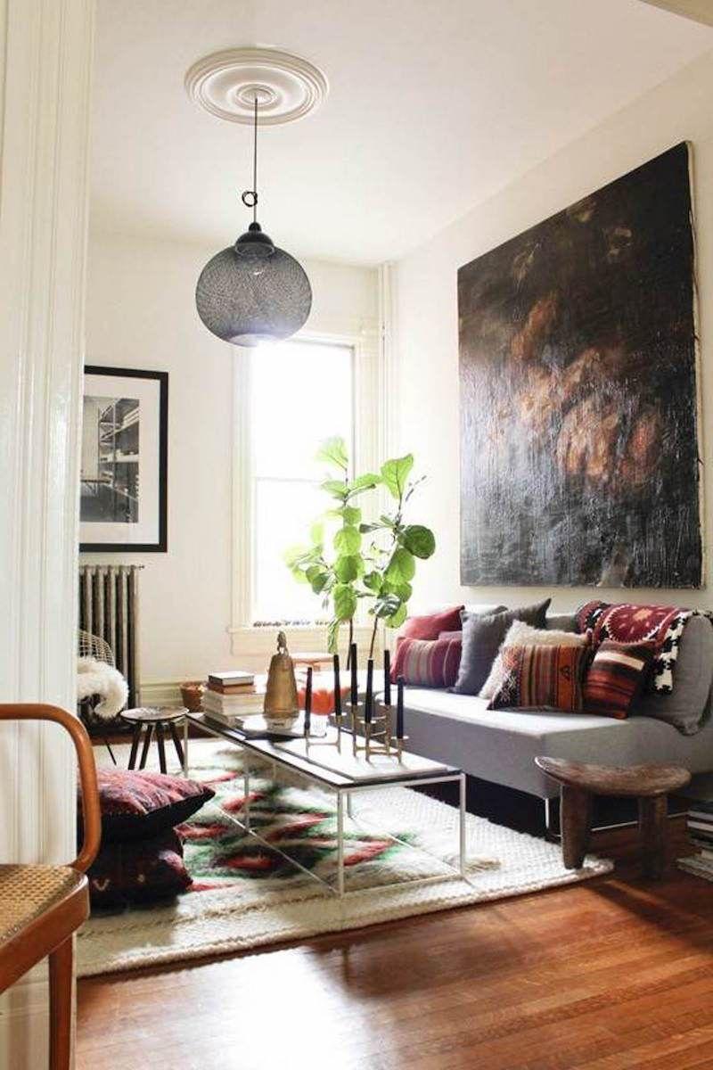 Deco Petit Salon 22 Idees De Meubles Couleurs Et Accents