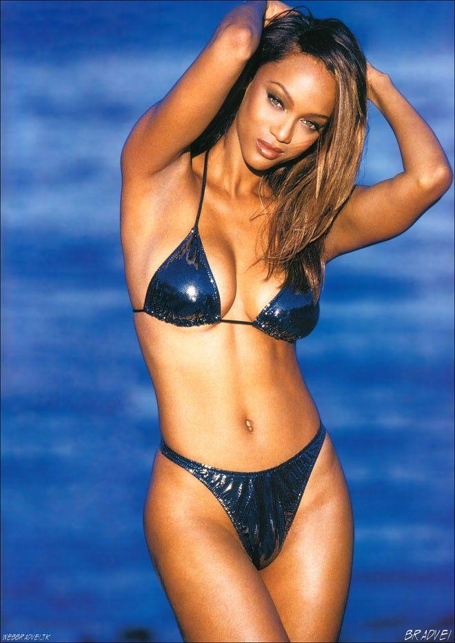 Tyra Banks Tyra Banks Hot Tyra Banks Bikini Bikinis