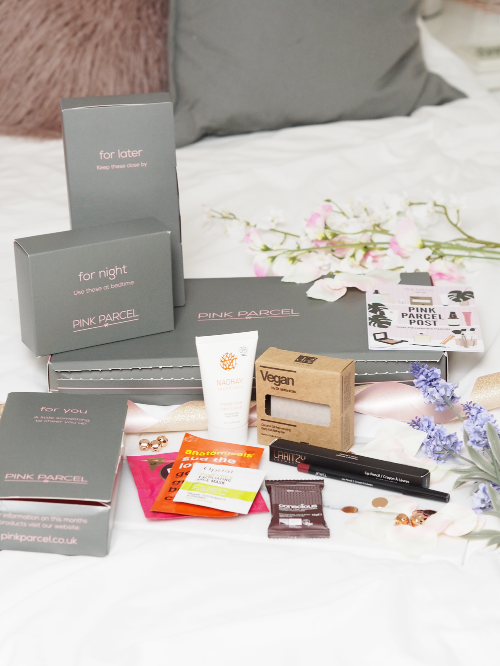 b9e70524885 The Subscription Box made for your TOTM // LUCY-COLE   Box