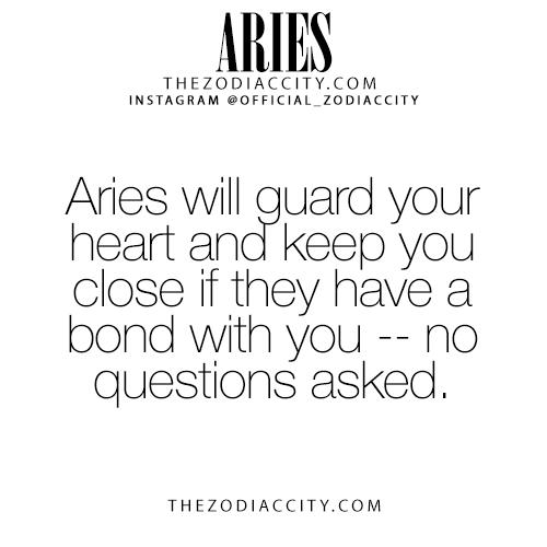 #aries SM true through and through