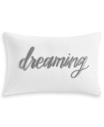 Charter Club Word 12 Damask Pillows Pillows Charter Club
