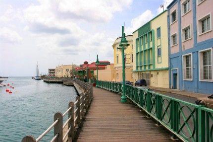 Bridgetown, Barbados - och fler resmål som ökar mest just nu!