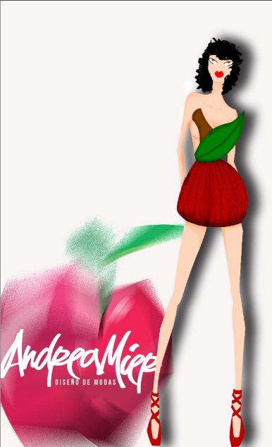 an apple,  My inspiration