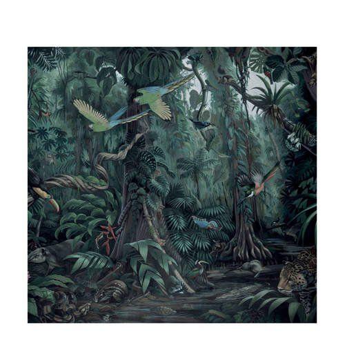 KEK Amsterdam fotobehang Tropical Landscapes (292.2x280 cm)