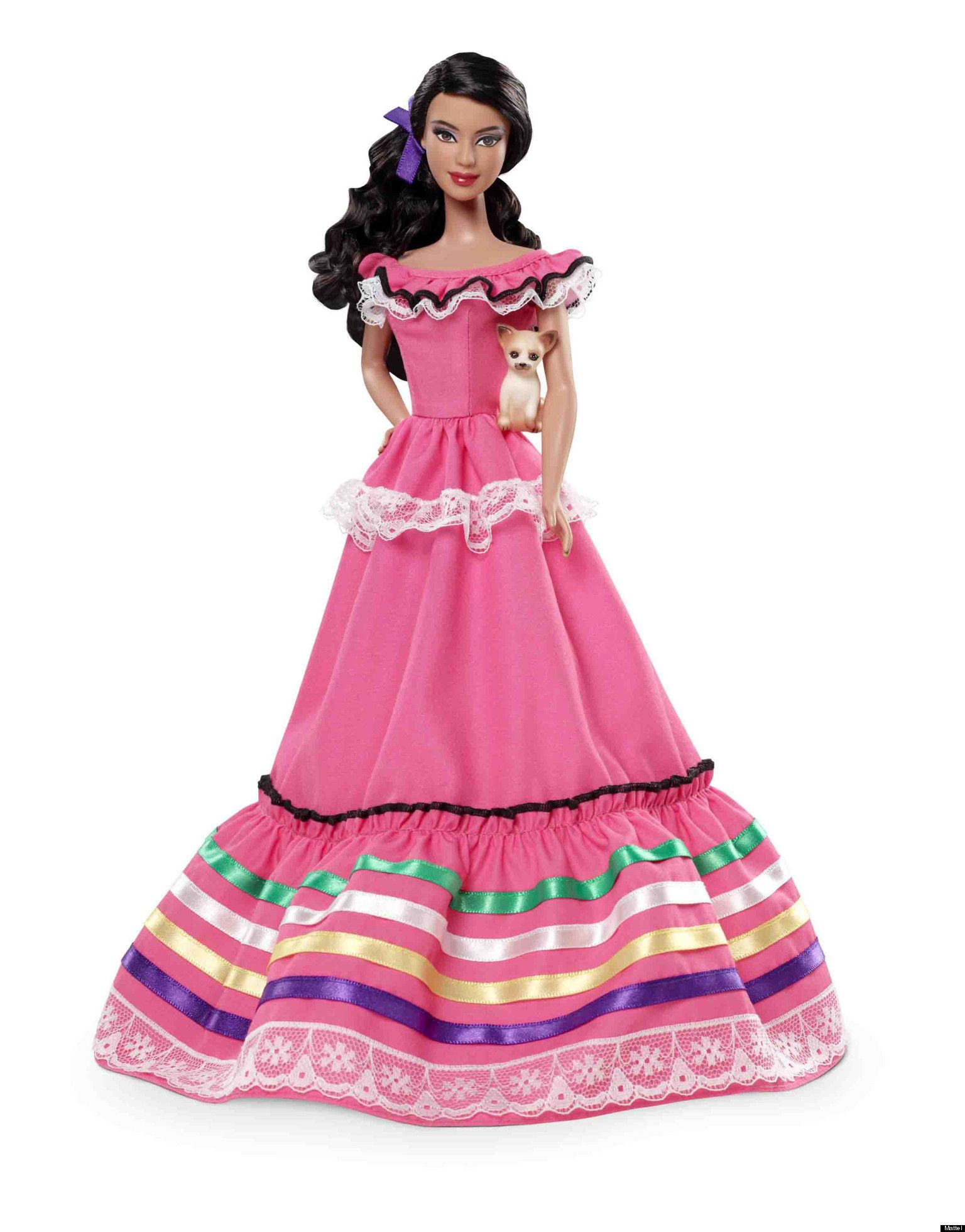 Mexico Barbie: Cruel Stereotype or Celebrating Cultural Diversity ...