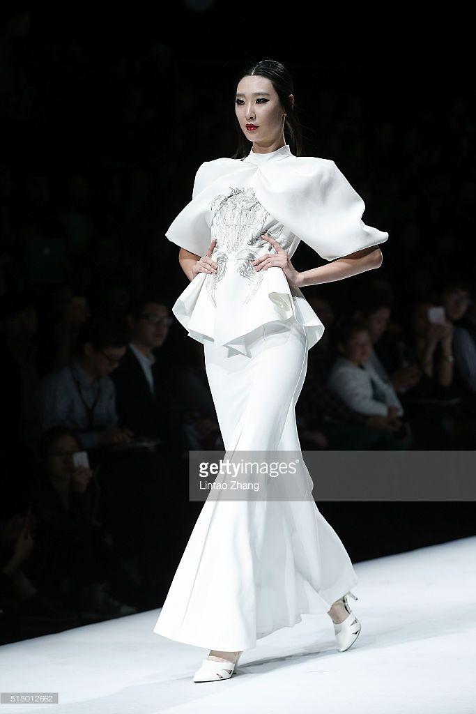 Mercedes-Benz China Fashion Week A/W 2016/2017