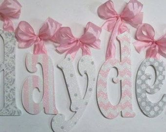 17 Best Images About Wall Letters Diy On Pinterest Wooden Decorations And