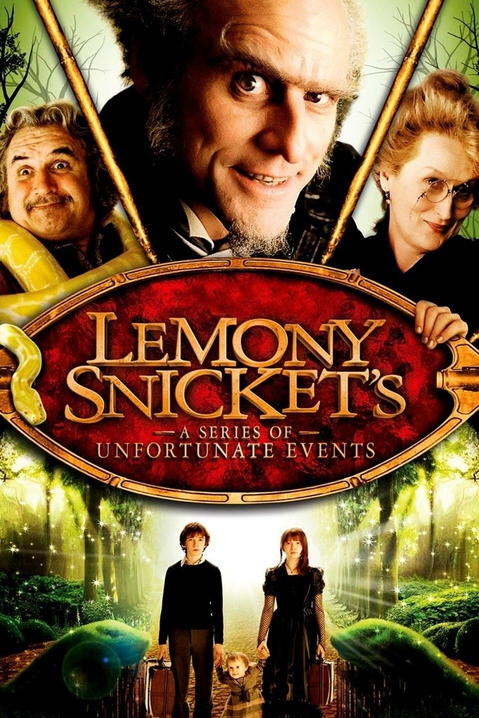 Lemony Snicket S A Series Of Unfortunate Events Con Imagenes