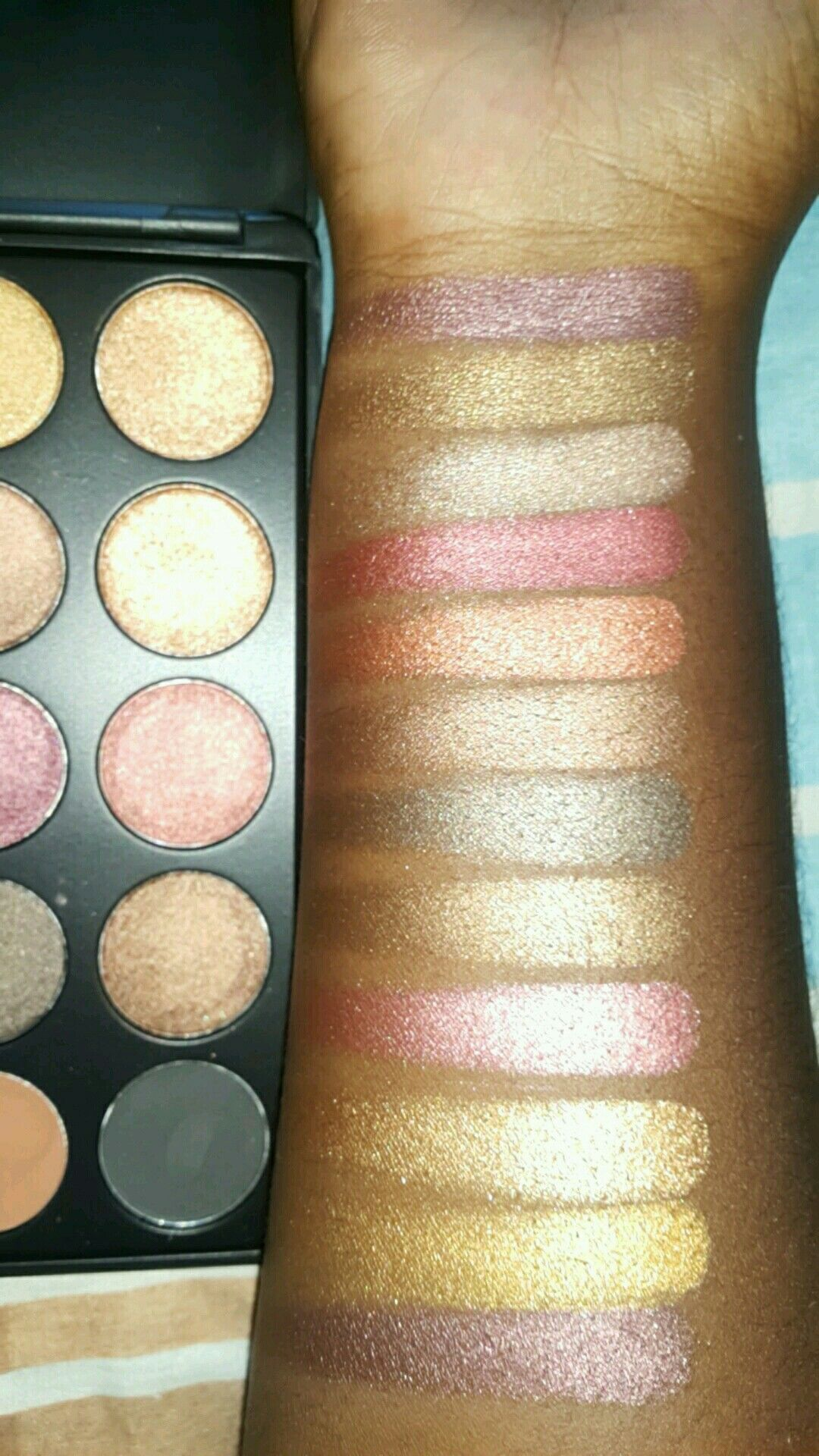 The Makeup Box: Bobbi Brown Luxe Lip Color Swatches and