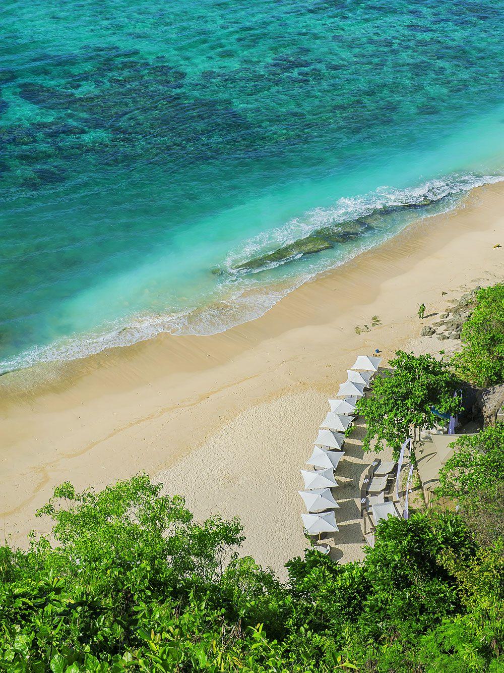 Karma Beach In Bali Indonesa