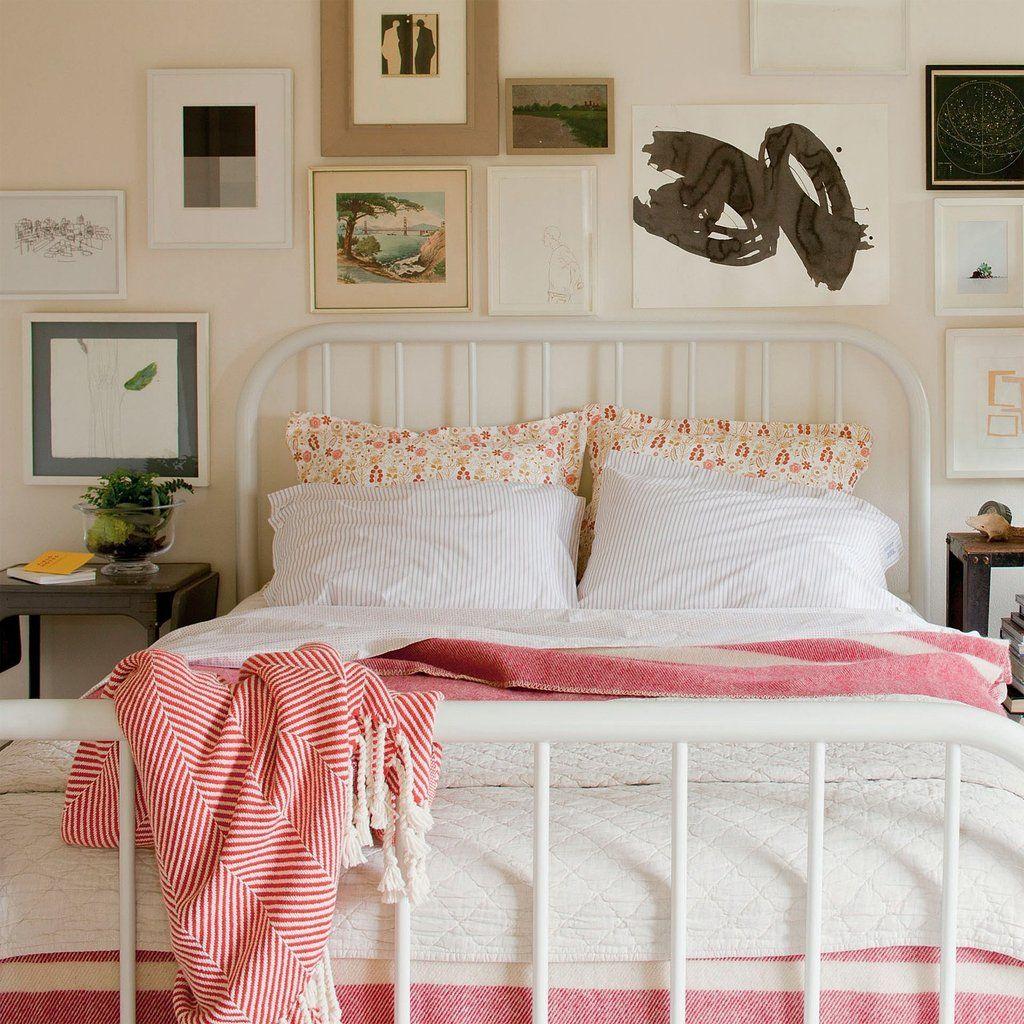 Hamilton Bed - Factory White