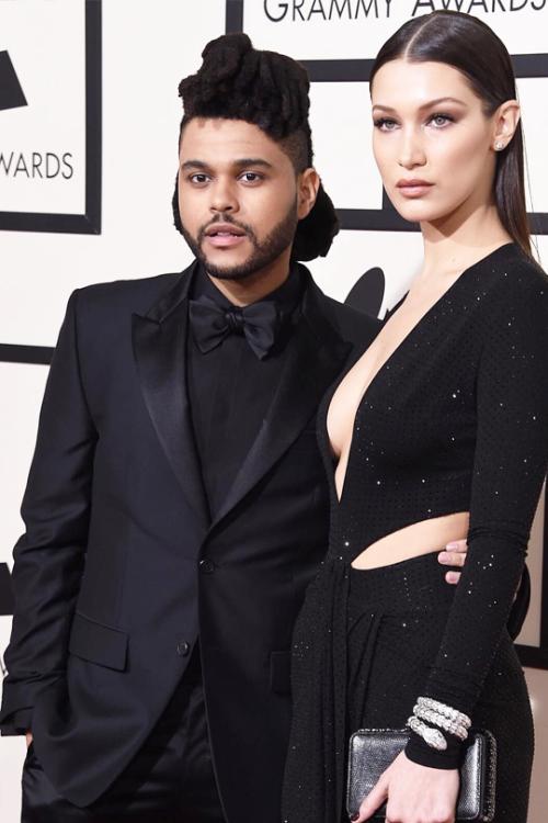 Selena Gomez And Gigi Hadid Red Carpets