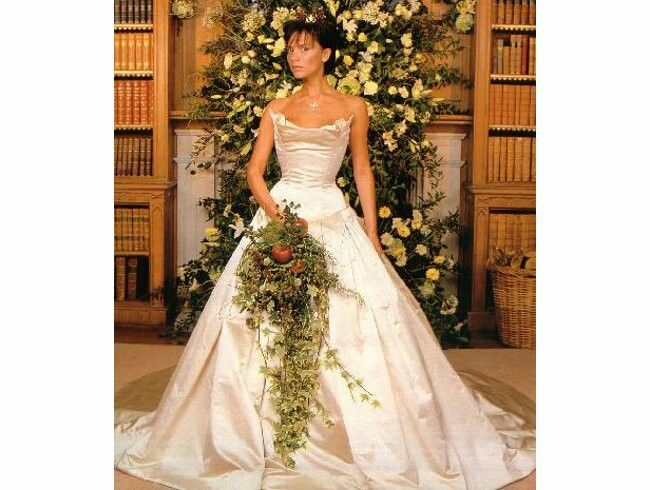 Victoria Beckham Brides Housewives