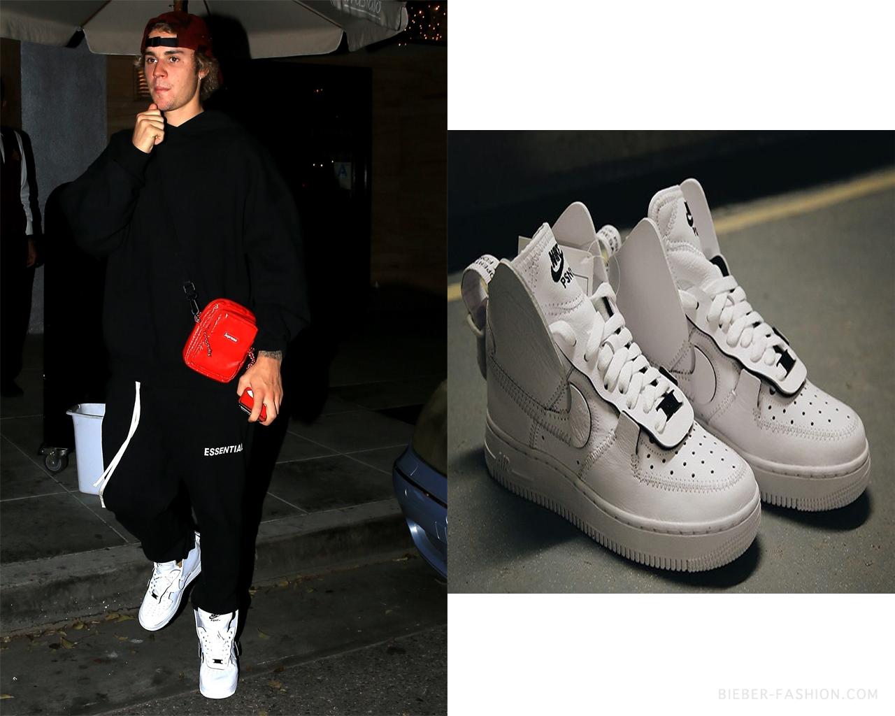 "bieber-fashion: ""PSNY x Nike Air Force"