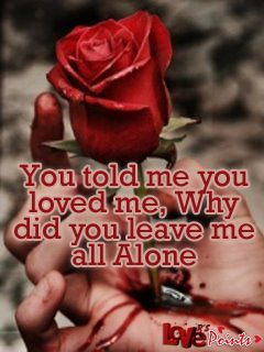 It Was A Sad Sad Heartless Lie.. How Could He Love Me If He. Sad Quotes  HurtSadness ...