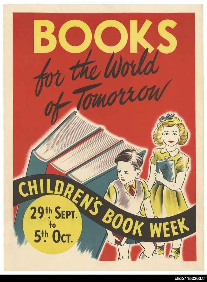 In November 1945 International Children's Book Week was ...