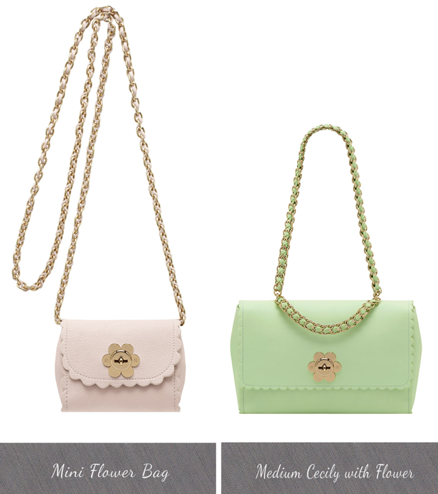 8273ce15b9ba ... buy mulberry mini flower bag and medium cecily with flower bag spring  summer 2013 5a4a8 b85d4