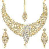 Photo of Golden – Schmuck Choker Halskette für Frauen – Golden – Schmuck Choker Hals …