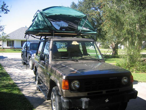 Diy Trailer Roof Top Tent Page 9 Top Tents Roof Top Tent Truck Bed Tent