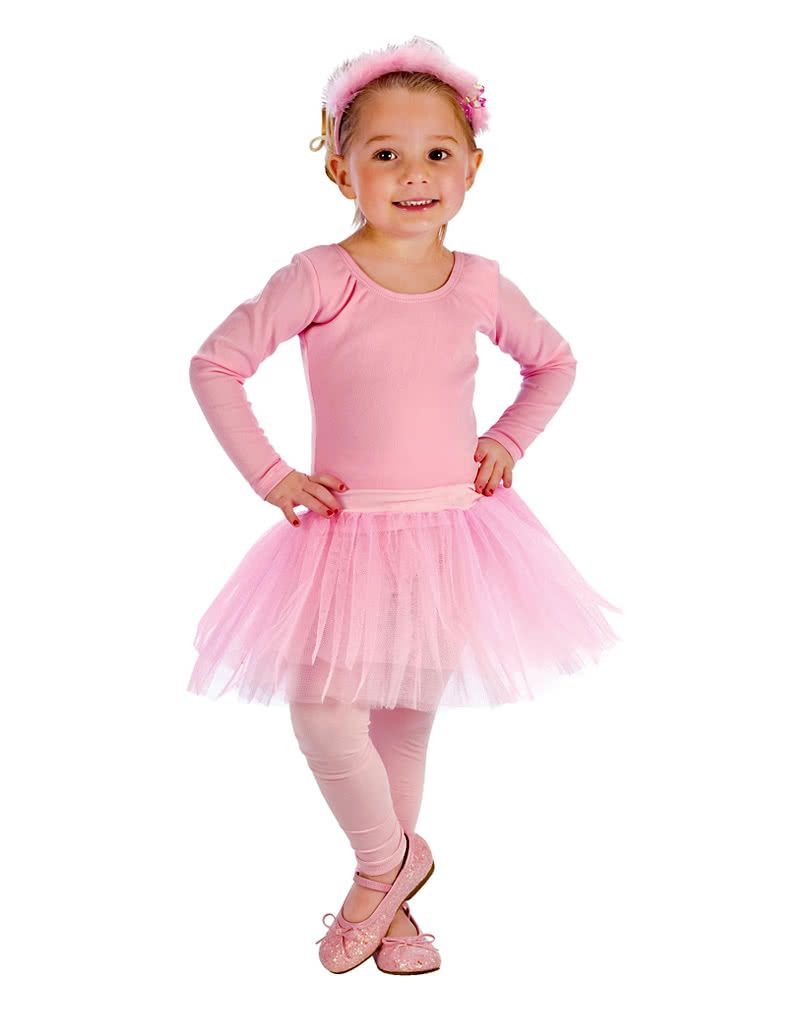 4484cc34ceefb5 Ballerina Kinder Tutu rosa
