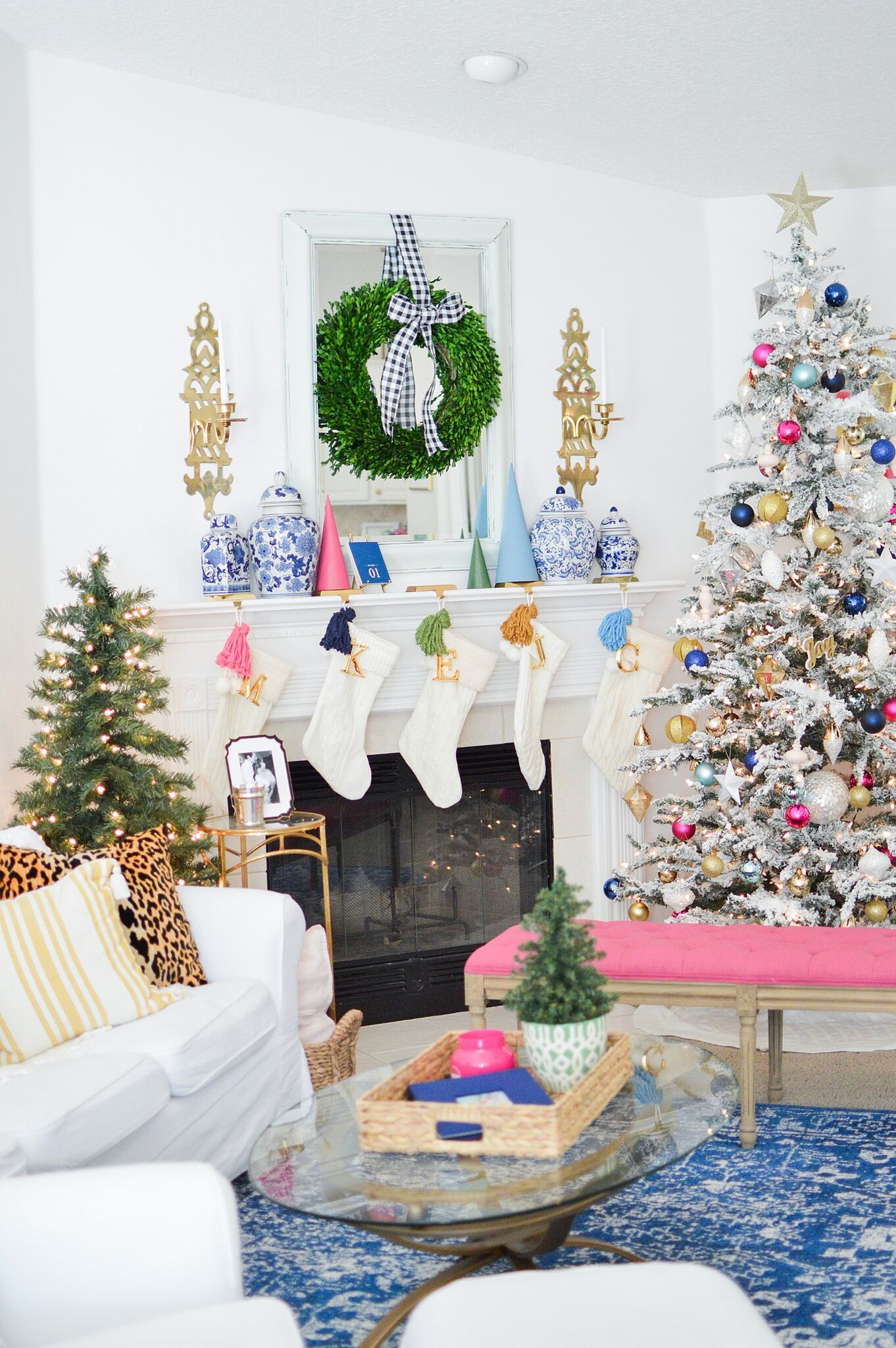 Christmas Eclectic Home Tour - Megan Martin Creative | Exceptionally ...